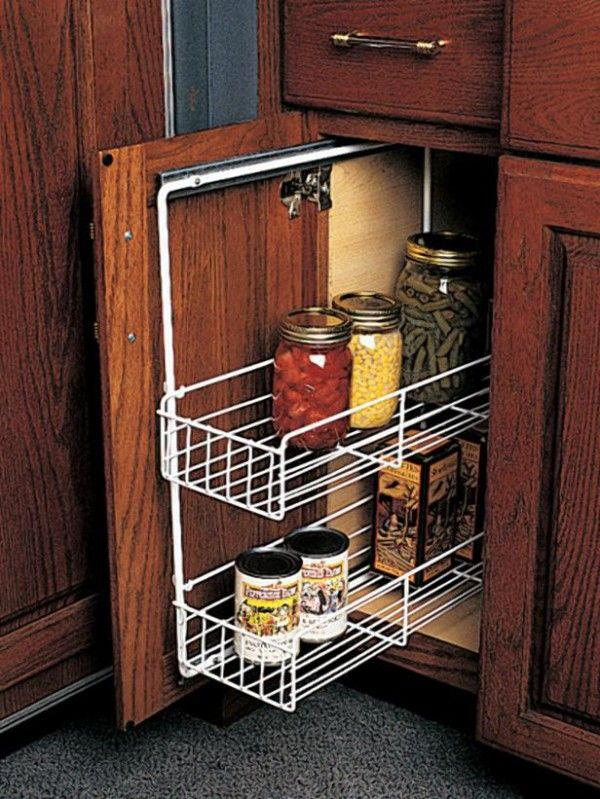 these kitchen pantry storage solutions will help you take advantage of every nook and cut the clutter in the hardest working room in your house turn your