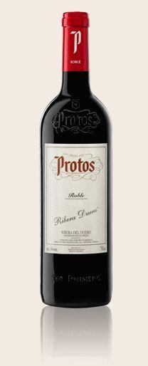 Bodegas Protos. Vinos. Roble.