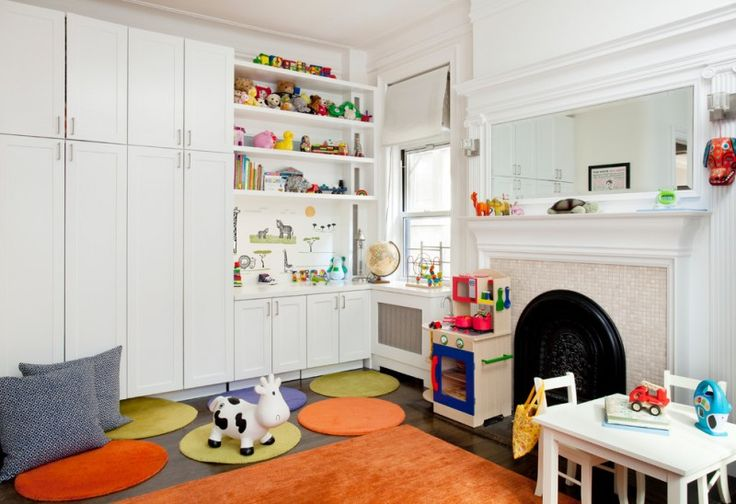 best play kitchens mirror table chairs tiny stove faucet sink big cabinet shelves pillows transitional kids room toys window books of Best Play Kitchens Parents Definitely Have to Take a Look At
