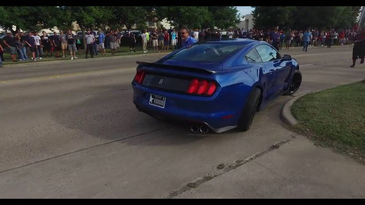 Mustang GT350 Show off Fail cars Houston 4K 10/1/16