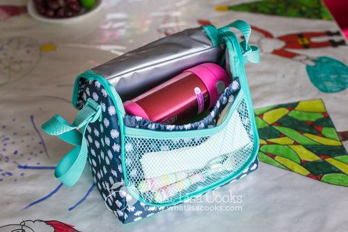 I am packing these lunches in my favorite thermal lunch bag from Thirty-One. Click the picture to get yours.