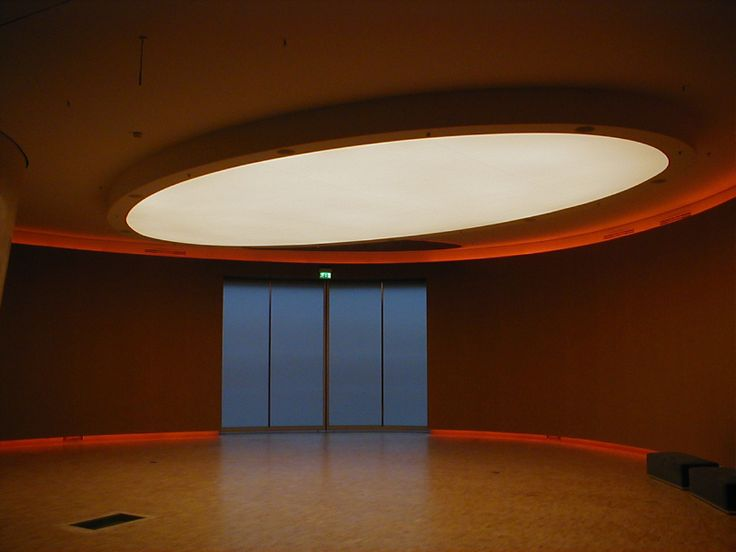 Illuminated Stretch Ceiling