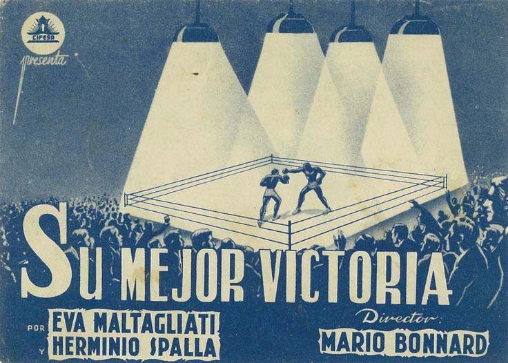 """Su mejor victoria (1939) """"Io, suo padre"""" de Mario Bonnard - tt0030278"""