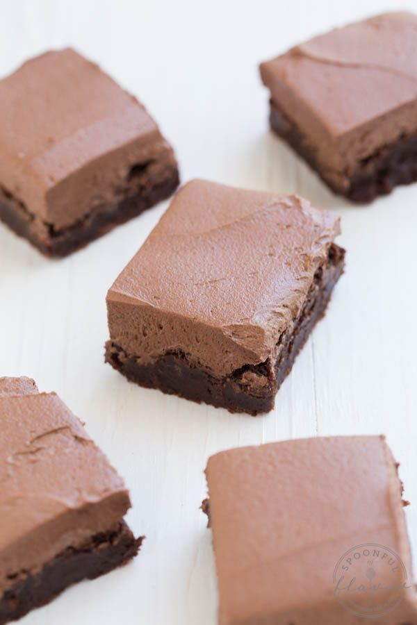 Gluten Free Mexican Brownies are rich, fudgy, flourless and delicious!