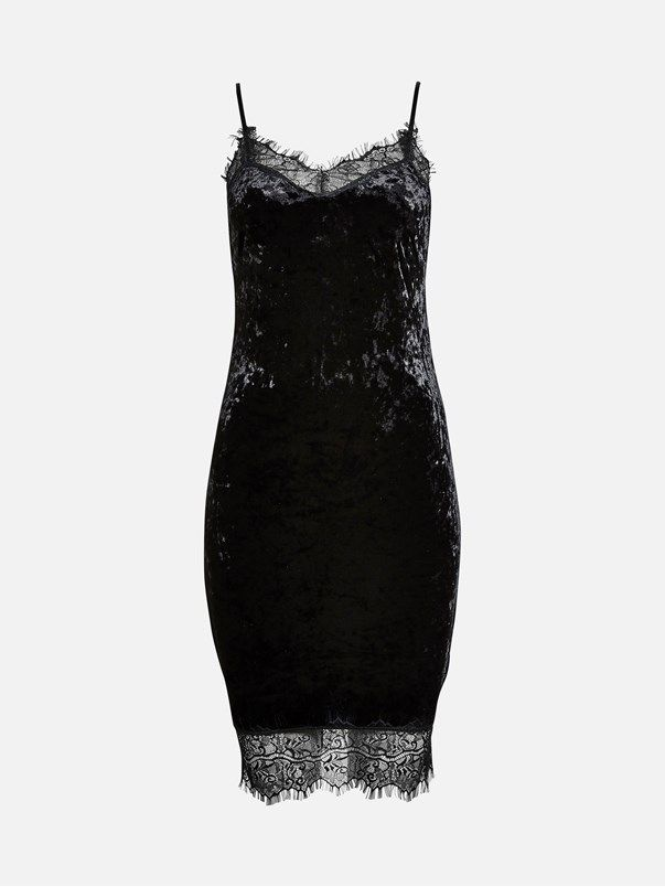 Judy dress | | Sort | BikBok | Norge