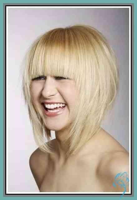 Damen Frisuren Kurzer Pony Fresh 20 Best Blonde Bob Frisuren Mit … | Damen Frisuren