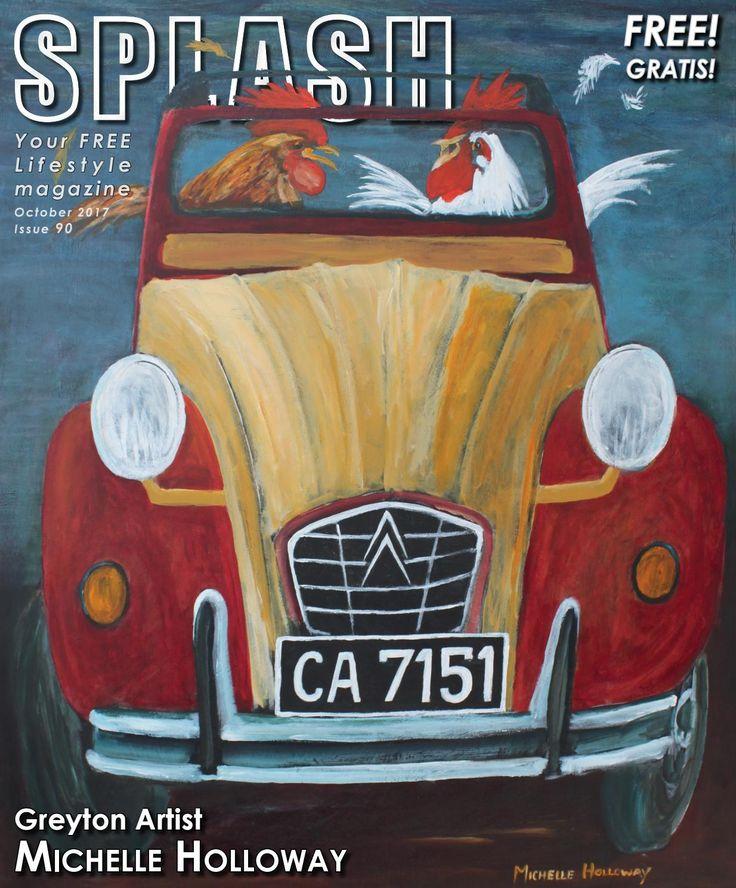 Splash Magazine - October 2017