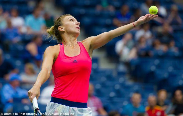 Simona Halep, US Open 2016
