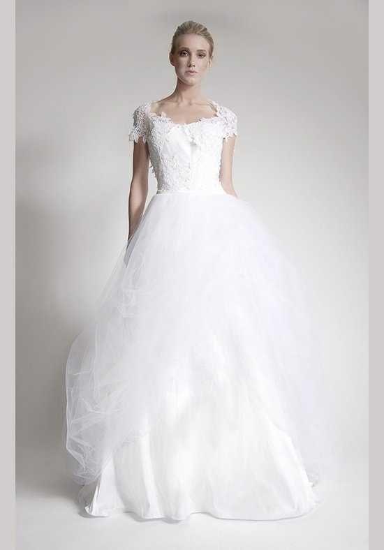 Elizabeth St. John Lorelei A-Line Wedding Dress