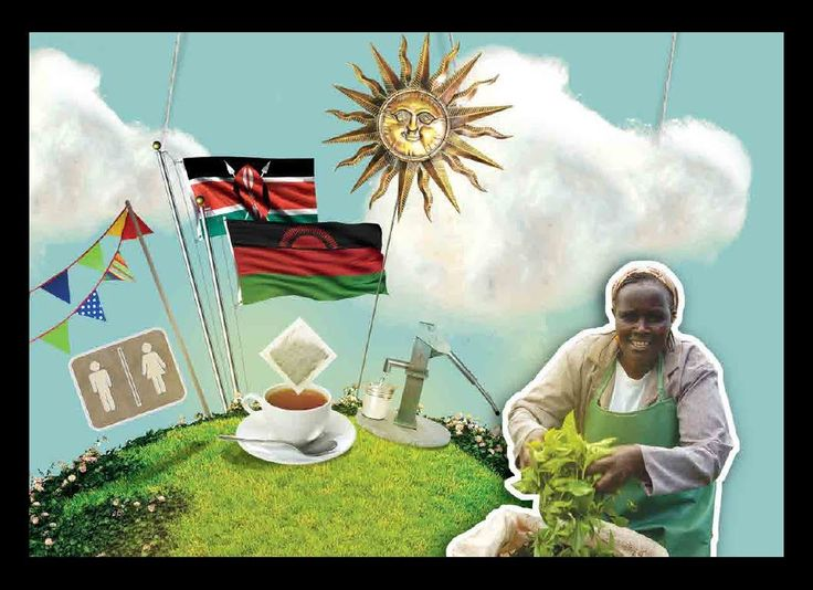 Awesome Tea - Fairtrade & Beyond -- The Co-operative Group