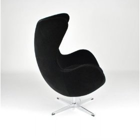 Galactic Egg Chair By Viva Modern #Retro #Mod #SpaceAge #Reading Chair
