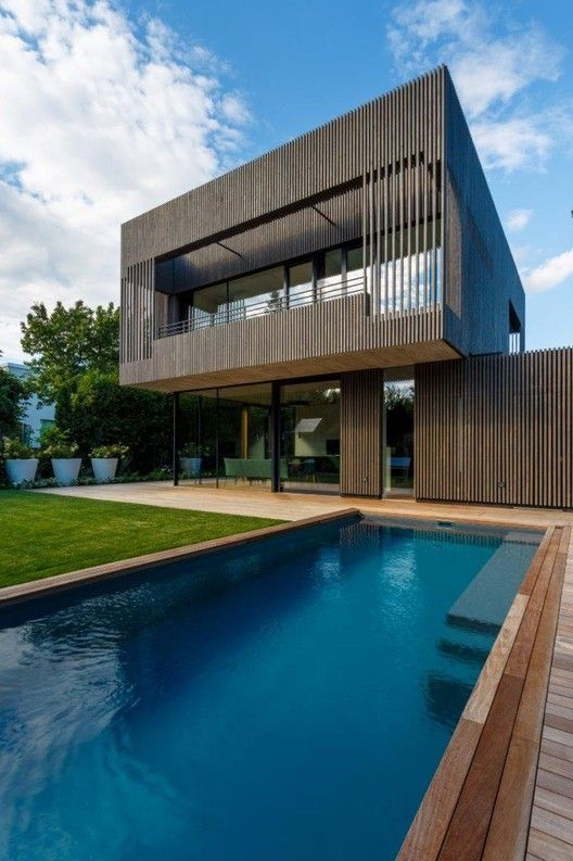 House D / Caramel Architekten + Günther Litzlbauer