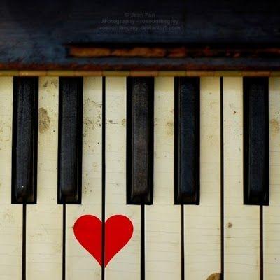 piano heart