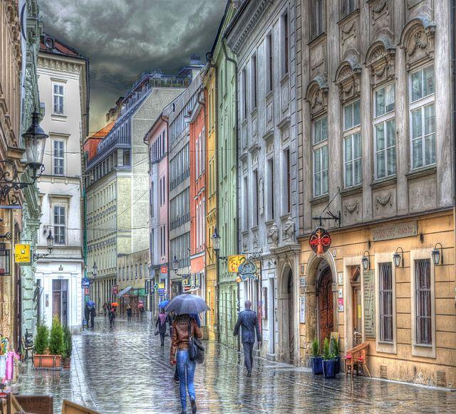 Bratislava, Slovakia HDR
