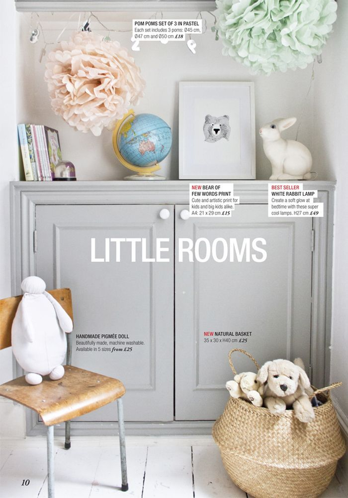 Bedroom alcoves - storage cupboards built in