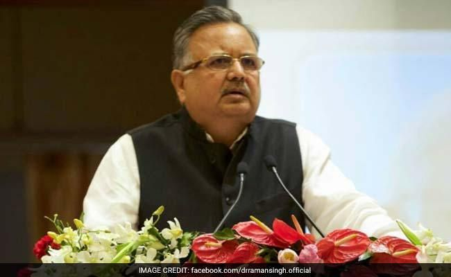 Chhattisgarh Chief Minister Raman Singh Terms BJP's Tripura Win Historic
