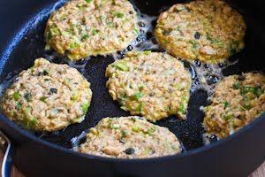 Kalyn's Kitchen®: Recipe for Salmon Patties