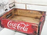 Retro Coal crate - £19.99