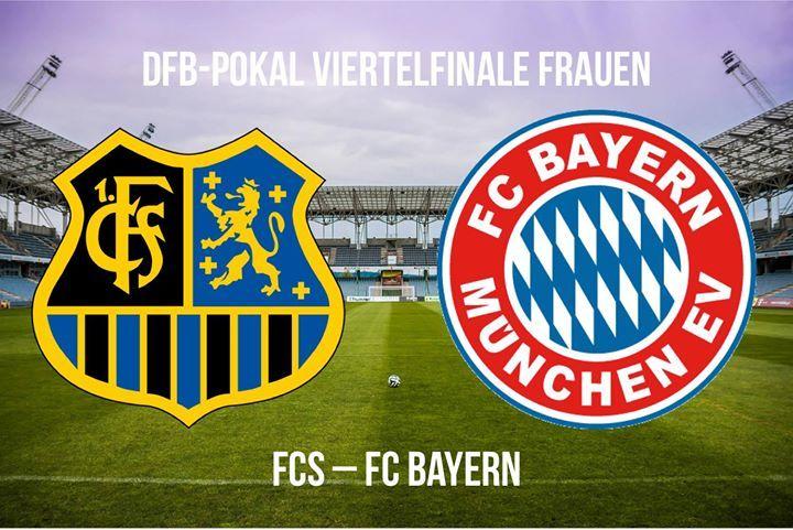 YIIIIHAAA! 1. #FC #SAARBRUECKEN #SPIELT #GEGEN #FC BAYERN!  Trauml... YIIIIHAAA! 1. #FC #SAARBRUECKEN #SPIELT #GEGEN #FC BAYERN!  Traumlos #fuer #die 1. #FC #Saarbruecken #Frauen. Eben #wurden #die Paarungen #fuer #das DFB-Pokal #Viertelfinale gezogen #und #die Zweitligafrauen #des #FCS #spielen #gegen #den Traumgegner #FC #Bayern #Muenchen.   #Die #Spiele #des DFB-Pokal #werden voraussichtlich #am 14.03.2018 angepfiffen. #Da #am gleichen #Tag #auch #das http://saar.city/?p=8