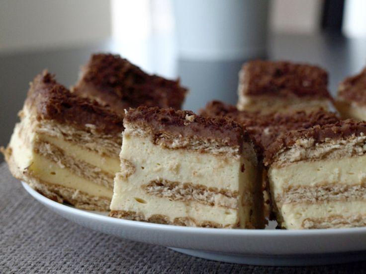 Kostka Królowej - BEZ PIECZENIA - kulinaria ciasto,bez pieczenia - kobiece inspiracje