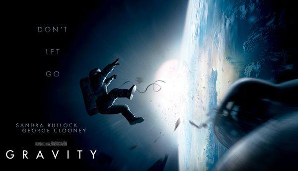Gravity - 'Phim về vũ trụ hay nhất'