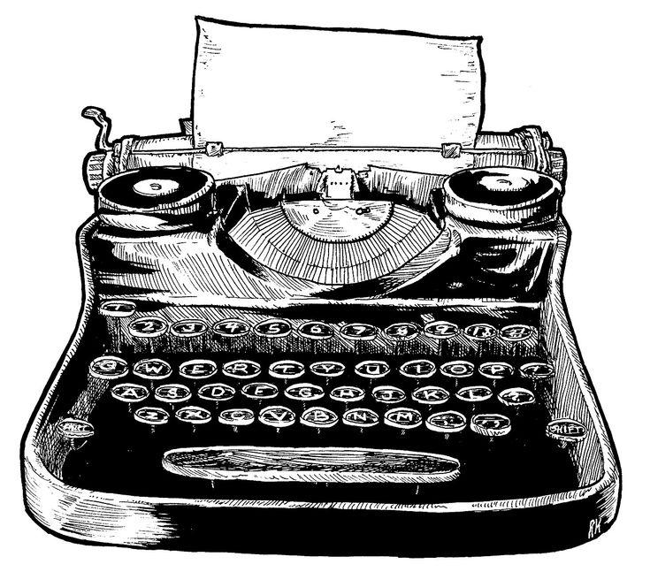 https://www.bing.com/images/search?q=Typewriter Clip Art | Digital ...