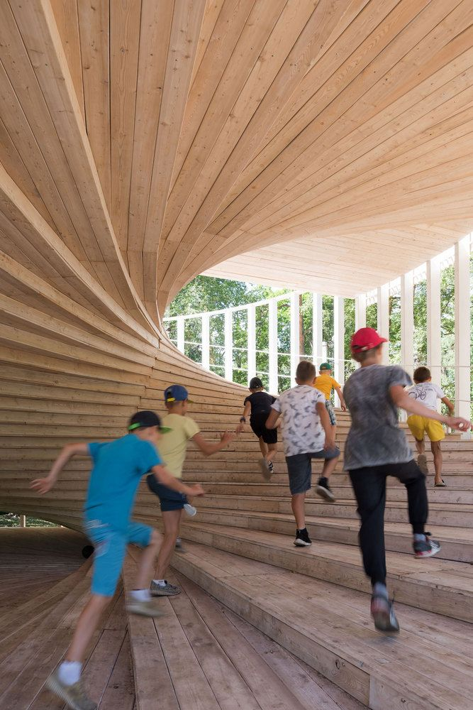 Gallery of Pavilion of the Future / NOVOE – 3