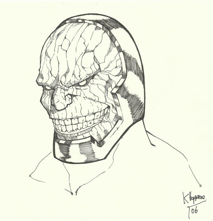 Darkseid mi personaje favorito de DC comics.