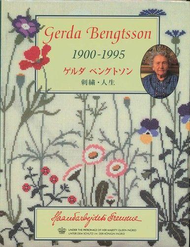 Книга: Gerda Bengtsson - Gerda Bengtsson 1900-1995 (1996) - Рукодельница - ТВОРЧЕСТВО РУК - Каталог статей - ЛИНИИ ЖИЗНИ
