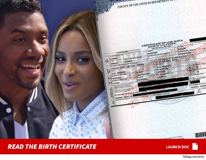 The doc who delivered Ciara's baby is pretty damn famous himself.