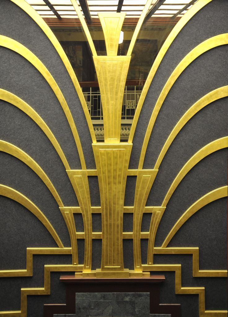 45 best Art Deco Designs images on Pinterest | Art deco design ...