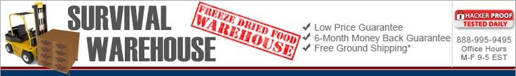Survival Warehouse  Emergency Preparedness | Emergency Supplies | Emergency Food Supply
