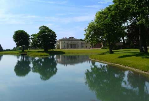 Tranquil Stubton Hall In Nottinghamshire
