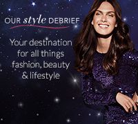 Debenhams fashion beauty lifestyle blog