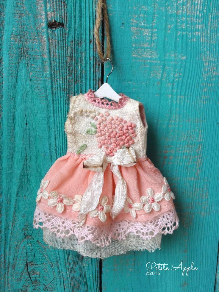 Blythe dress by Petite Apple