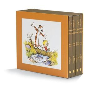The Complete Calvin and Hobbes Book Series... Even though I have most of the books, it would be nice to have them all in one box set.