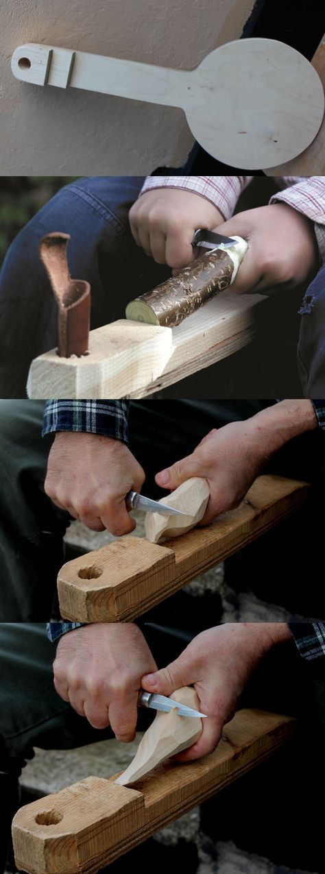 Util para tallar madera