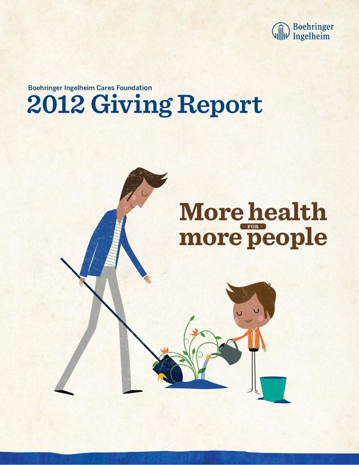 boehringer-ingelheim-cares-foundation-giving-report by Boehringer Ingelheim Pharmaceuticals, Inc. via Slideshare