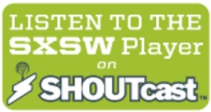 If you are having trouble waiting for SXSW, you can now pass the time by listening to 1,400 songs streaming through SHOUTcast. SXSW  has launched the player, allowing fans to listen to artists that will be showcased at the Austin music festival this year. The player is one continuous stream featuring SXSW artists with the music organized by genre.