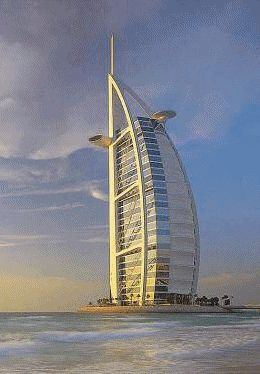 Burj Al Arab : Tower of the Arabs, Dubai UAE | Tom Wright