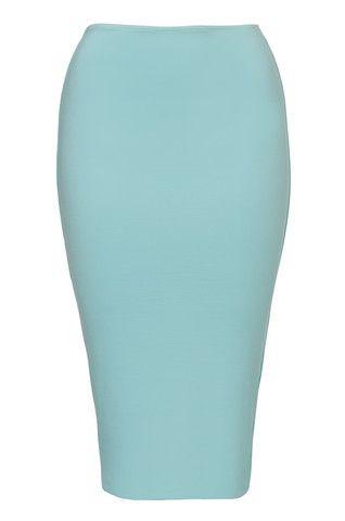 Body Con Midi Skirt – KOOKAÏ
