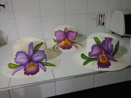Resultado de imagen para pinturas en sombreros