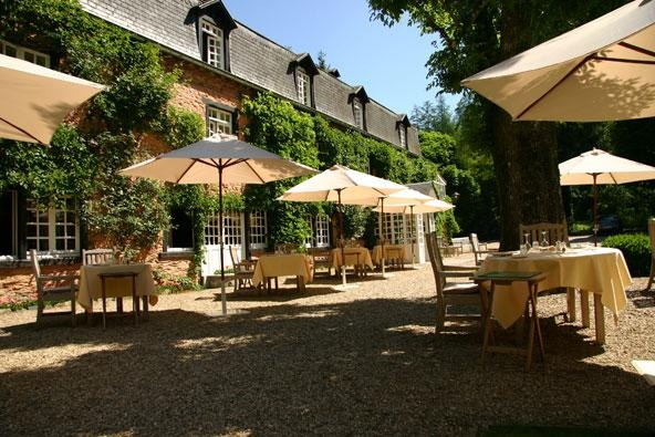 auberge du Moulin Hideux:  A well reviewed Relais Chateaux in Belgium.