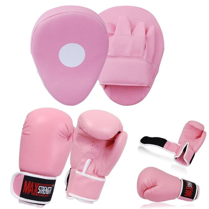 Pink Curved Focus Pad and 10oz Revenger Pink Gloves, Hook And Jab, Pads, Muay Thai, Martial Arts, Kickboxing, Puncing, Training, Equipments, Karate, Mitts, Pair, Boxercise, UFC, MMA, Fight, Ladies, Womens, Gym, Kit: Amazon.co.uk: Sports & Outdoors