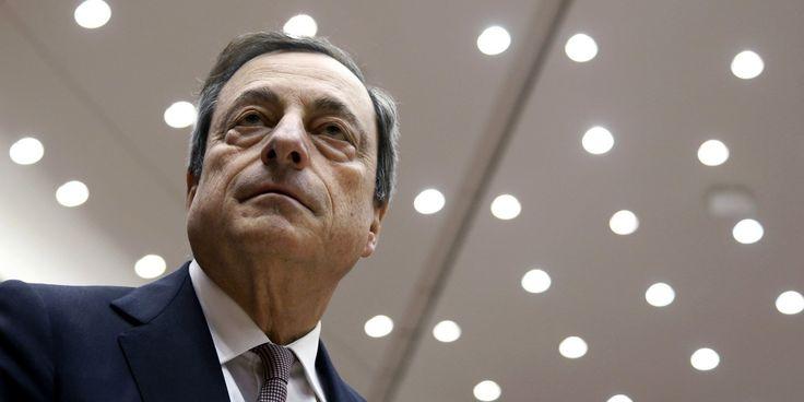 EL BCE comienza su plan de compra de deuda pública y privada en la zona euro