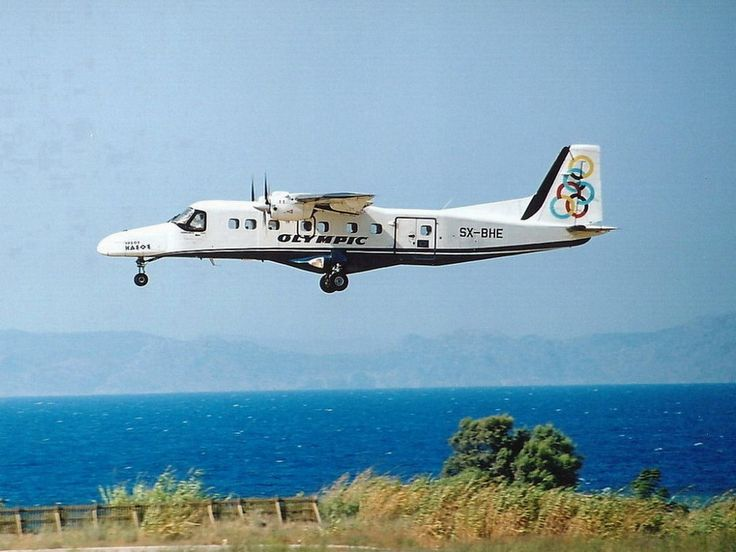 Olympic Aviation Dornier Do-228-201 [Isle of Kasos]-[SX-BHE]
