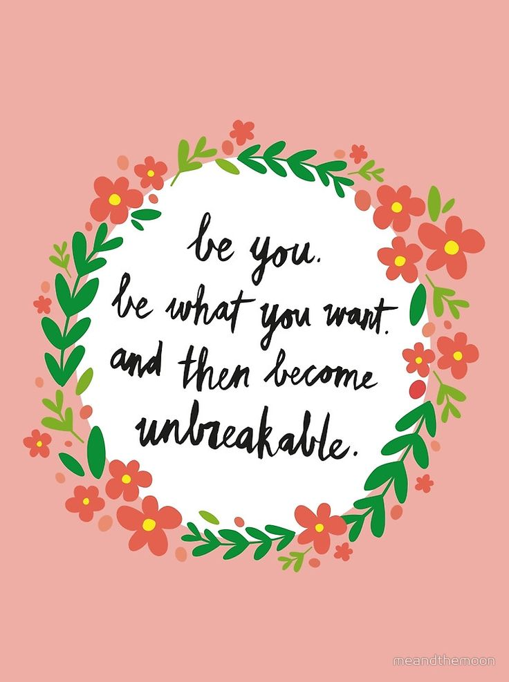 """""""Unbreakable"""" by meandthemoon 