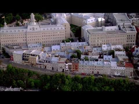 Here and now.  - Quebec City Tourism