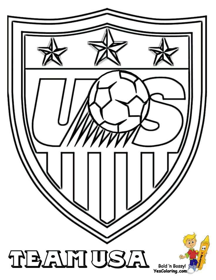 Find This Pin And More On Spectacular Soccer Coloring Pages