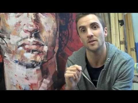 Harvey Nichols HNTV interviews Andrew Salgado - YouTube